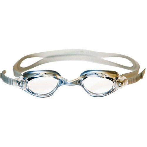 Naočale za plivanje Malmsten Clique kristalno prozirne boje, brza podesivost, Preporuča se od 12 godina