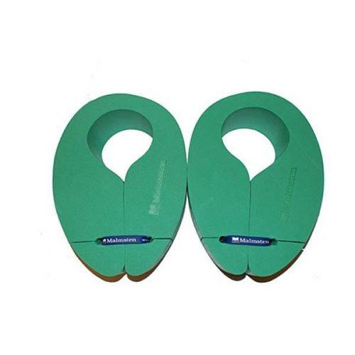 Armkudda flipper L dimenzije , 8cm promjera (narukvica za plivanje za odrasle)