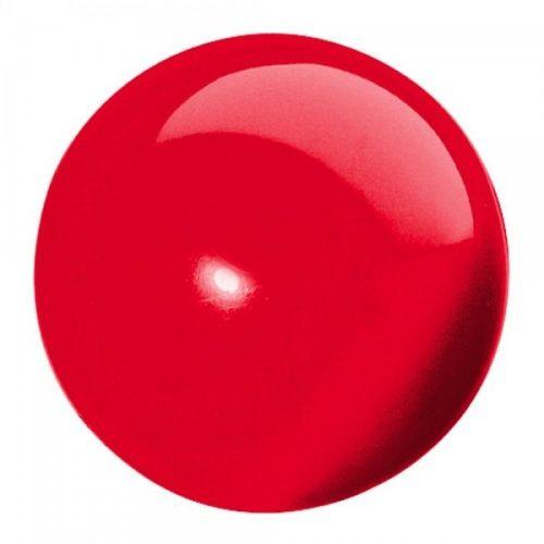 Standardna gimnastička lopta 75 cm, crvena