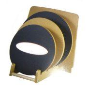 Drveni masivni disk za balansiranje