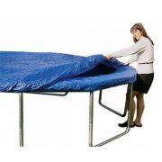 Zaštitni pokrov za trampolin 244 cm promjera : Plavi pokrivač za zaštitu