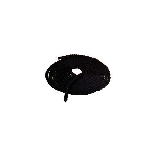 Tactic Sport Training uže za vježbanje za funkcionalni trening , 9m dužine, promjerom 3,75 cm, crno