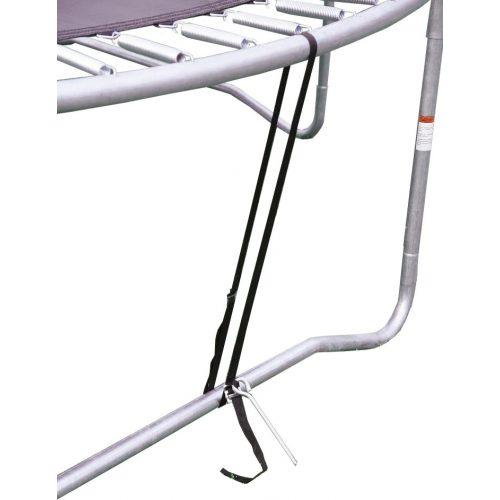 Trampolin Univerzalni sidreni set za pričvršćivanje Capetan Olive  4-dijelni set prikladan za svaki model trampolina za  odgovarajuće pričvršćenje za uzemljenje, upotreba neophodna