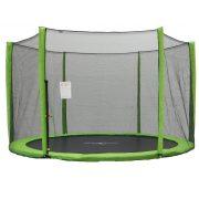 Capetan® 305cm sigurnosna mreža za trampolin Selector Lime  i trampoline Omega Lime. Za modele s 6 stupova