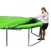 Capetan® 397 cm promjera. Poklopac za trampolin Lime zelene boje