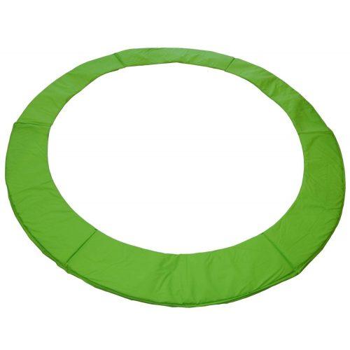 Capetan® 427 cm Trampolin Lime zelena Spužva debljine 20 mm za zaštitu opruge