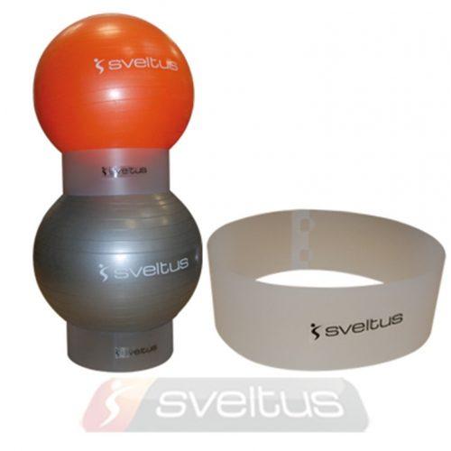 Gimnastički držač kuglica s plastičnim odstojnikom