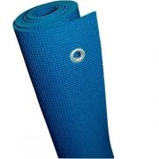 Joga madrac premija kvaliteta, za studijsku  uporabu plavi, tepih za gimnastiku sa ovješanjem 170x60x0,5 cm.