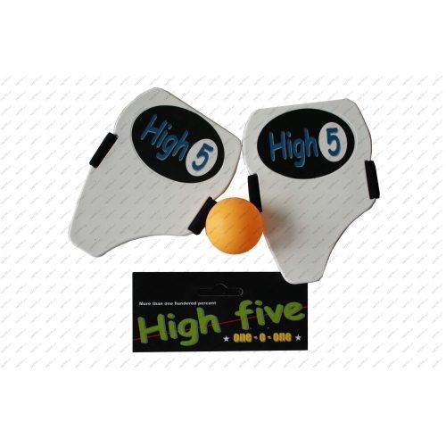 HIGH5 Set za ping pong s 2 lopatice za dlan s 1 lopticom