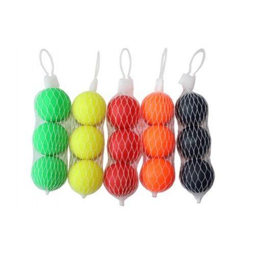 Paket s gumenom kuglicom, 15 komada, promjera 4 cm