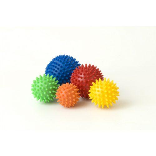 Masažna lopta s promjerom od 6 cm Narančasta