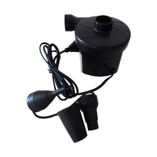 Električna pumpa može raditi sa upaljača za cigarete i baterijom