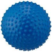 Kugla za masažu plava, snažan osjetilni učinak, promjer 20 cm
