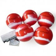 Set lopti za treniranje nogometnog golmana 10kom lopti različite težine,promjera 22cm
