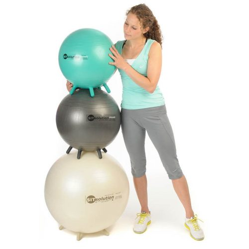 Sitsolution Seatball, Maxafe 65 cm, ABS sigurnosni materijal plave boje
