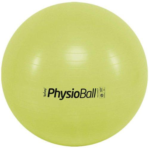 Fitball gimnastička lopta maxafe, 65 cm - tirkizno zelena, ABS sigurnosni materijal
