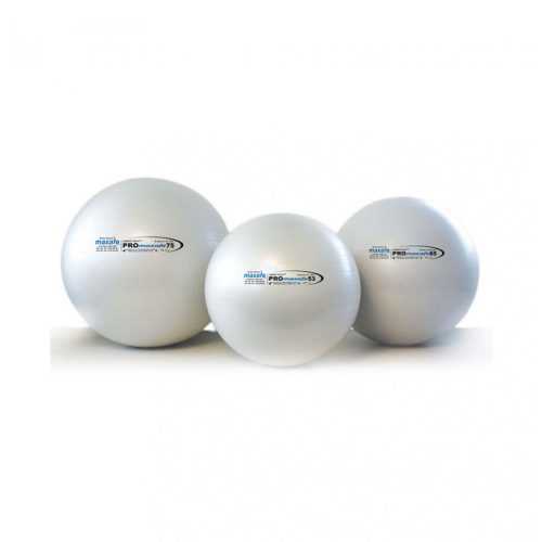 FITBALL LOPTA ZA TERETANE ® PRO MAXAFE ®65cm do  600 kg nosivosti profesionalna izvedba gimnastičke lopte za teretane