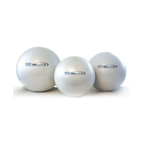 FITBALL LOPTA ZA TERETANE ® PRO MAXAFE ®75cm do  600 kg nosivosti profesionalna izvedba gimnastičke lopte za teretane
