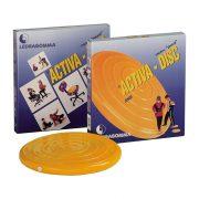 Activa Disc Maxafe jastuk sjedala i balansiranje 40x3 cm narančaste boje, maxafe materijal