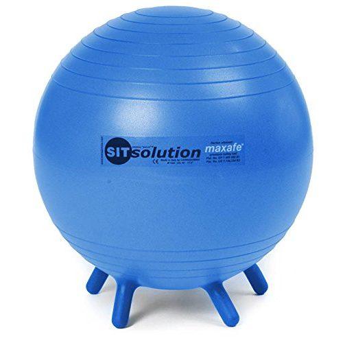 Sitsolution loptaq-stolica sa sićušnim nogama, Maxafe 75 cm, ABS plava