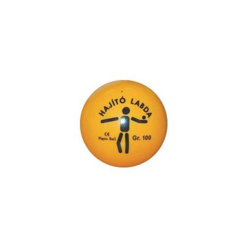 Kuglica 100gr - Kugla za odbacivanje PVC plastika žuta
