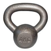 Capetan® Sport Oracle kettlebell – zvonasti uteg – girje  4 kg s čekić emajl bojom.