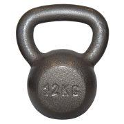 Capetan® Sport Oracle kettlebell – zvonasti uteg – girje  12 kg s čekić emajl bojom