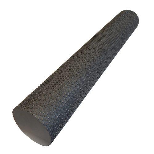 Tactic Sport SMR valjak za masažu od EVA pjene,površina s masažnim točkama 15cm promjera 90cm duga - siva boj