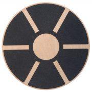 Capetan® 40cm promjer Drveni balans disk - balans polukrug