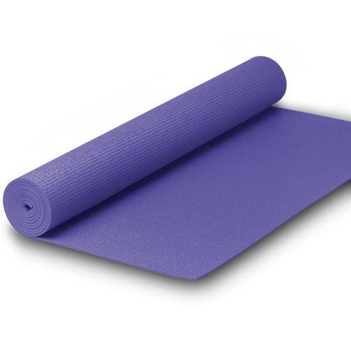 Tactic Sport PVC strunjača za jogu 173 x 61 x 0,4 cm LJUBIČASTA-strunjača za jogu, madrac za jogu