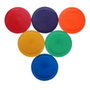 set kružnog oblika  za označavanje poda, 6 diskova