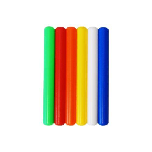 Štafetna palica senior plastični 6 komada, odobren od IAAF