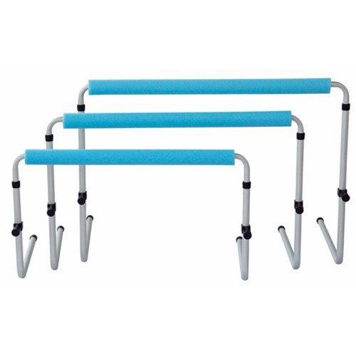Aluminijske prepone, podesive visine 65-107 cm, automatski vertikalni povratak, širina 89 cm