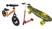 Bicikl - Skuter - Koturaljke